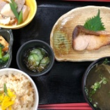 『今日の桜町昼食(カニご飯)』の画像
