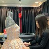 『フルオーダードレスをご紹介いたします。』の画像