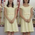 2013年湘南江の島 海の女王&海の王子コンテスト その36(海の女王2012スタンバイ)