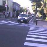 『戸田市の防犯パトロール車』の画像