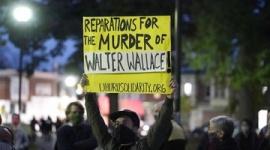 【米国】警官が黒人男性を射殺、大統領選激戦州ペンシルベニア…反発の住民らが怒りの破壊行為