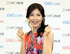 小島慶子捨て台詞。「女優じゃねぇから!」