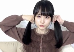 かっきぃいいいい! 賀喜遥香ちゃんの一瞬のツインテールがぐうかわな件wwwww
