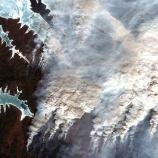 『タイガの火災により太陽が消えた三時間』の画像