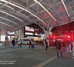 武蔵野線 南越谷駅~越谷レイクタウン駅間で人身事故「レスキュー隊が走ってきた、人が運ばれてる」電車遅延10月24日
