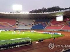 """「 """"韓国×北朝鮮"""" で観客が1人もおらずがっかりした・・・」by FIFA会長"""