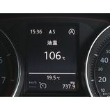 『エンジンオイルレベル確認方法と補充方法』の画像