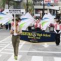 2017年 第44回藤沢市民まつり その34(鵠沼高等学校マーチングバンド部)