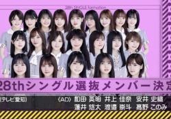 【超絶朗報】ウォオオ!!!『北野日奈子×鈴木絢音』の選抜来たぞ!!!!!