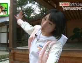 【画像】AKBチーム8 左伴彩佳が放送事故wwwwwwwww