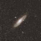 『シグマ150mmF2.8マクロレンズによるアンドロメダ座の大星雲(M31)』の画像