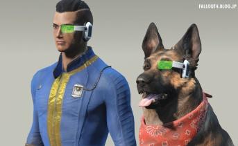 Fallout4 スカウターMOD