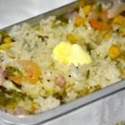 『メスティン研究☆(簡単ピラフ)とキャンプ飯研究☆(カマンベールチーズのアヒージョ)』の画像