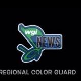 『【WGI】ガード大会ハイライト! 2020年ウィンターガード・インターナショナル『フロリダ州タンパ』大会抜粋動画です!』の画像