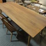『【柏木工・イバタインテリア期間限定セール・2012】柏木工のCIVILシリーズのダイニングテーブル・CT87K』の画像