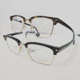 『ビジネスにも最適、Tomford Eyewearのブローフレーム』の画像