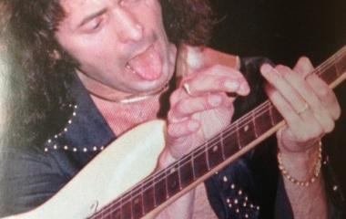『リッチーブラックモアの魅力は、やっぱりギターソロ、私的に分析し3曲をコピー。』の画像