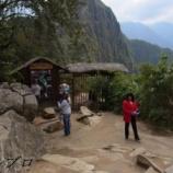 『ペルー旅行記17 【世界遺産】マチュピチュの歴史保護区でリャマと戯れる』の画像