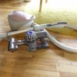 『断捨離できずに2台使い。ウチの掃除機のはなし』の画像