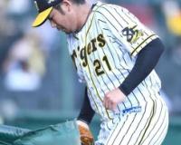 【阪神】岩田5回3失点、次回「まだ決めてない」監督