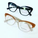 『かわいいフォックス型メガネフレーム『Tiffany&Co.』』の画像