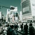 渋谷は元に戻っている感じがした。