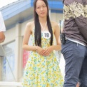 2014年湘南江の島 海の女王&海の王子コンテスト その42(海の女王2014候補者・18番)