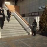 『戸田市議さいとう直子さんの駅立ち』の画像