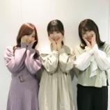 『この3人のユニット曲があったら耳が幸せだろうなぁw みなみちゃん,あやめちゃん,りりあんの写真がきてます!【乃木坂46】』の画像