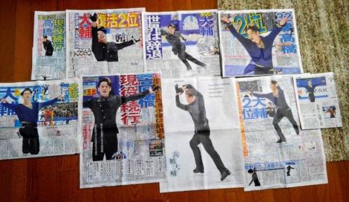 現役復帰した高橋大輔が全日本選手権2位(海外フィギュアスケートファンの反応)