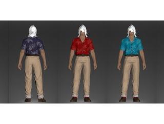【FF14】染色可能でシャツはイン仕様!パッチ5.3実装の新おしゃれ「サザンシー」装備の入手方法まとめ