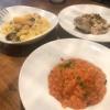 リゾート風の店内で本格的なイタリアンが食べられるお店『生パスタ 窯焼きピッツァ リゾット PISOLA』でランチ
