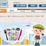 『【レギュラー出演】スカパー!旅チャンネル「TOKYOぐるっと!グルメ」13回め「飯田橋」』の画像