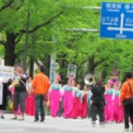 2012年 横浜開港記念みなと祭 国際仮装行列 第60回 ザ よこはま パレード その19(神奈川朝鮮中高級学校)