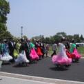 2001年 横浜開港記念みなと祭 国際仮装行列 第49回 ザ よこはまパレード その12(バリ舞踏編)