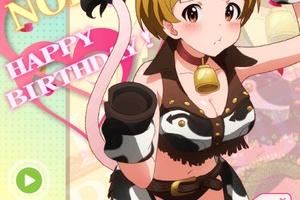 【グリマス】のり子誕生日おめでとう!