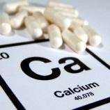 『カルシウムサプリと認知症』の画像