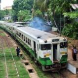 『ヤンゴン環状線運転状況など』の画像