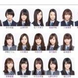 『【乃木坂46】14thアンダー曲『不等号』のフォーメーションをまとめてみた!!!』の画像