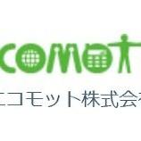 『5%ルール大量保有報告書 エコモット(3987)-松永崇』の画像