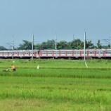 『大統領乗車で205系使用停止!!国産電車KFW、8連運用に進出(2月26日)』の画像