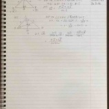 『【ベクトルを終えた高校生へ】2019愛知教育大学数学2番~国立大学は思うほど難しくないことが分かる一問』の画像