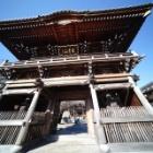 『LAOWA9mmF5.6試写~長津田大林寺 2021/01/01』の画像