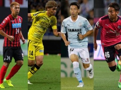 12月の日本代表戦!E-1サッカー選手権で1番見てみたい新戦力は・・・ 伊東純也!