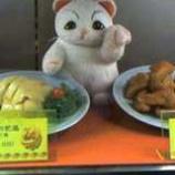 『(番外編)中華的招猫』の画像