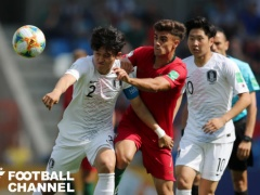 【 U20W杯 】18歳イ・ガンイン先発の韓国、初戦落とす・・・