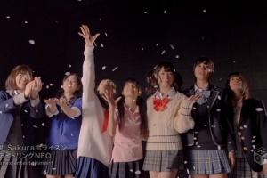 アイドリングNEOの「Sakuraホライズン」がオリコンデイリー6位!!!