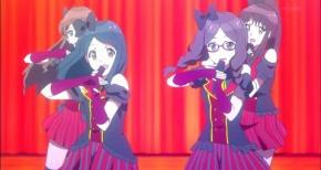 【Wake Up Girls!】第5話 感想…I-1に眼鏡っ娘いるぞぉぉぉぉ!!推すわ【WUG】