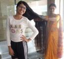 10代の少女が髪の長さ170.5センチでギネス記録