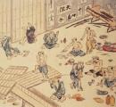 【画像】江戸時代の下級武士の飲み会、めちゃくちゃ楽しそうwwwwwwwwwwww
